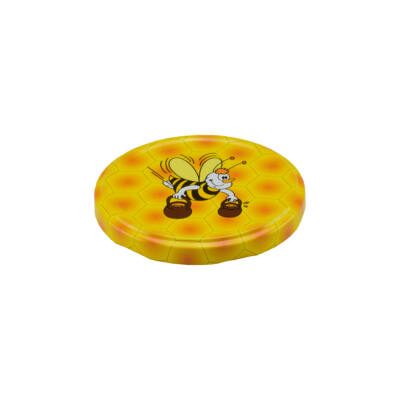 mézesüveg tető méh